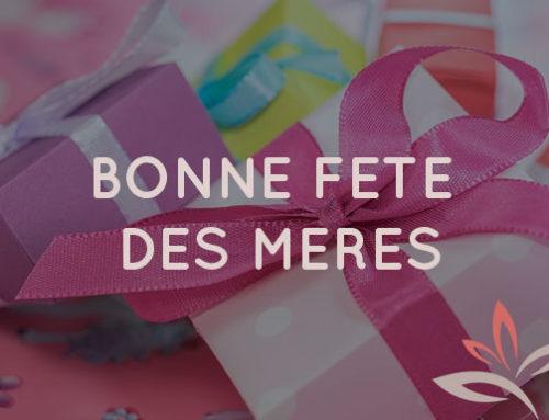 Promotion spéciale «Fête des Mères»